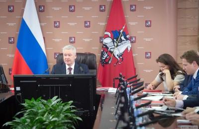 Мэр Москвы Сергей Собянин подписал закон о сокращении в четыре раза имущественного налога
