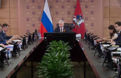 Мэр Москвы Сергей Собянин согласовал создание парка развлечений мирового уровня в Нагатинской пойме