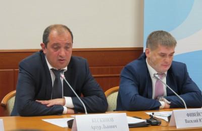 Генеральный директор Фонда капитального ремонта Артур Кескинов объявил о старте конкурсного отбора по подбору кадров