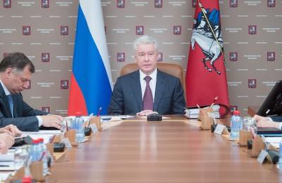 Москва, мэр Москвы, Сергей Собянин