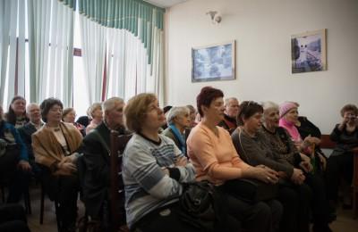 Занятия по правовой и финансовой грамотности проведут для пенсионеров ЮАО