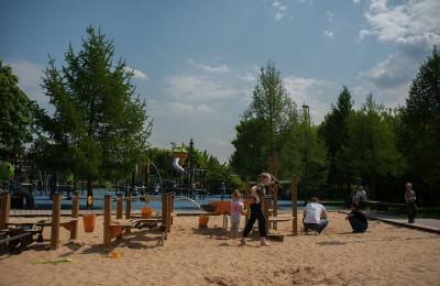 «Садовники» вошли в десятку лучших парков Москвы