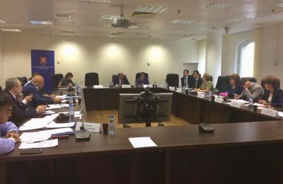 Очередное заседание президиума Совета муниципальных образований прошло в столице сегодня, 27 августа