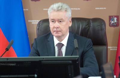 Мэр Москвы Сергей Собянин рассказал, что за пять лет в столице благоустроено 400 зеленых территорий