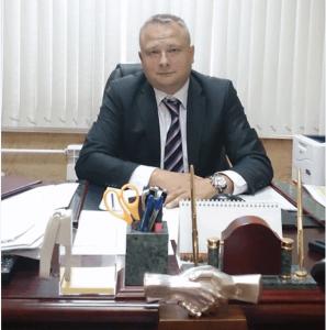 На фото глава управы района Нагатино-Садовники Сергей Федоров