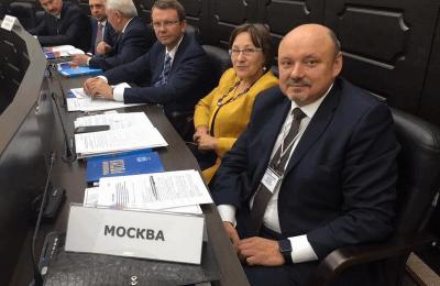 Депутаты столицы приняли участие в совещании Общероссийского конгресса