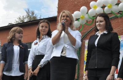 Депутат муниципального округа Нагатино-Садовники, директор образовательного комплекса № 1375 Наталья Михарева