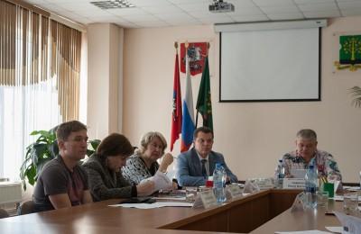 Очередное заседание депутатов пройдет в районе Нагатино-Садовники