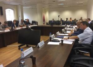 Представители церкви смогут присутствовать на заседании Совета депутатов