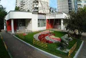 Выставка «Оптика звука» открылась в галерее «На Каширке»