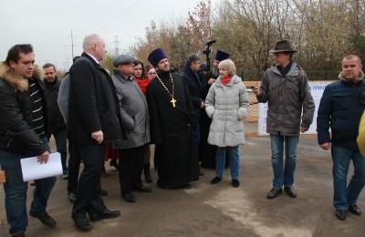 Ряд выездных совещаний провел в ЮАО 24 октября депутат Госдумы, куратор Владимир Ресин