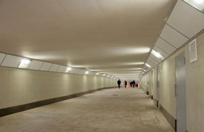 Жители столицы смогут оценить новый облик подземных пешеходных переходов Москвы