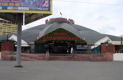 Москва, ЮАО, Даниловский рынок, кафе