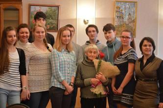 Торжественное награждение победителей пройдет 3 ноября в рамках городской акции «Ночь искусств» в библиотеке №162 им. Симонова