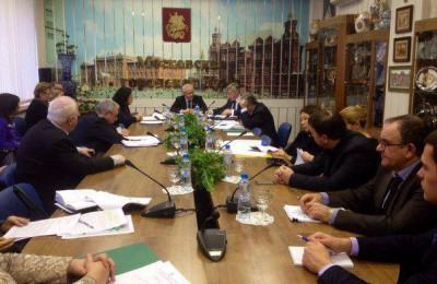 Бюджет финансирования органов местного самоуправления был утвержден на заседании комиссии Мосгордумы по государственному строительству и местному самоуправлению
