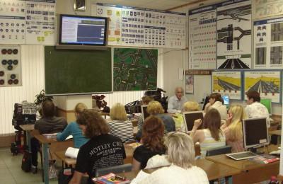 В Москве по результатам конкурса были выбраны лучшие автошколы, инструкторы и преподаватели теории вождения