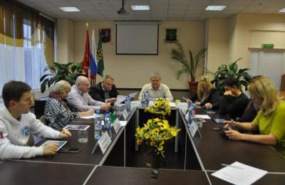 Депутаты муниципального округа Нагатино-Садовники утвердили график заседаний на 4-й квартал 2015 года