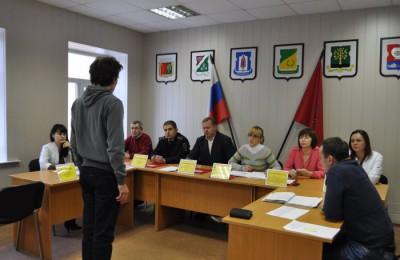 В Даниловском объединённом военном комиссариате прошло очередное заседание призывной комиссии района Нагатино-Садовники