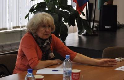 Депутат муниципального округа Нагатино-Садовники Валентина Карпова поддерживает инициативу коллег из МГД
