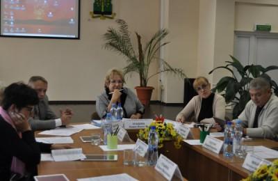 Парламентарии муниципального округа Нагатино-Садовники обсудили выполнение решений Совета депутатов