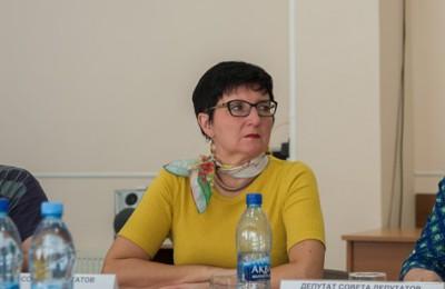 На фото Алла Солдатова