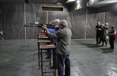 Турнир по стрельбе прошел в районе Нагатино-Садовники