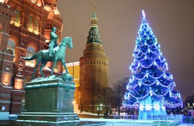 В период новогодних праздников столица готовится принять рекордное количество туристов