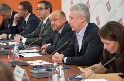 Мэр Сергей Собянин напомнил, ранее власти Москвы лишь частично финансировали благоустроительные, ремонтные и социальные мероприятия в городе