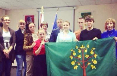 В районе Нагатино-Садовники состоялась встреча членов молодежной палаты с главой управы Сергеем Федоровым
