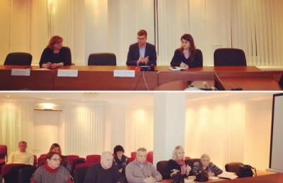 В Москве проходят обучающие семинары по вопросам капитального ремонта многоквартирных домов