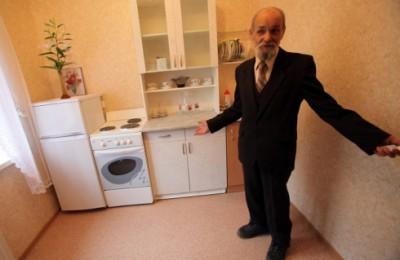 На ремонт квартир ветеранов Великой Отечественной войны столичные власти выделили более 167 миллионов рублей