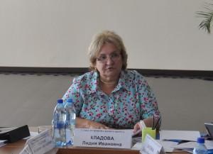 Глава муниципального округа Лидия Кладова прокомментировала проведение акции донорства