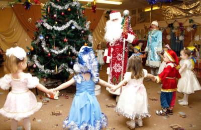 В культурном центре ЗИЛ для юных жителей Южного округа организуют новогодние представления