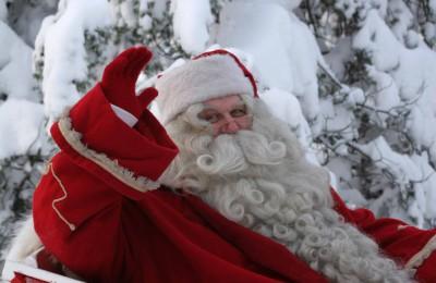Дед Мороз зажжет новогоднюю елку в Южном округе
