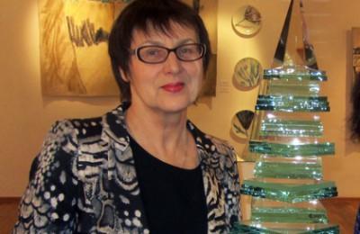 На фото депутат Людмила Кузьмина