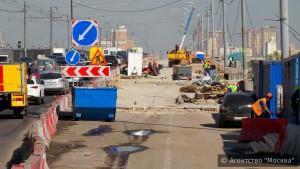 До конца года должны завершить ремонт Нагатинского моста