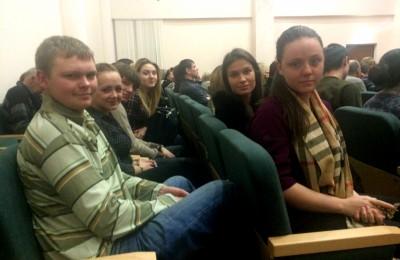 Молодежная палата района Нагатино-Садовники приняла участие во встрече, посвященной проблемам дорожно-транспортной ситуации в Южном округе Москвы