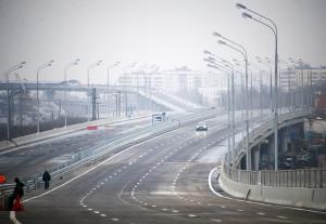 Строительство дорог в 2016 году в Москве продолжится