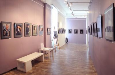 Выставочный зал галереи «На Каширке»