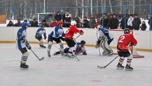 В районе Нагатино-Садовники пройдут клубные соревнования по хоккею
