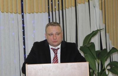 В обсуждении работы комиссии по делам несовершеннолетних в районе Нагатино-Садовники принял участие Сергей Федоров