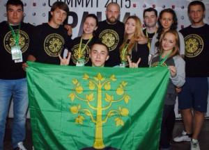 Добровольческий актив района создан ребятами из молодежной палаты Нагатино-Садовников