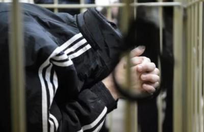 Вор был задержан сотрудниками полиции