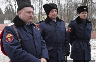 Представители казачьего сообщества с Москве примут участие в демонтажных работах