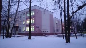 На фото школа №880 в Южном округе