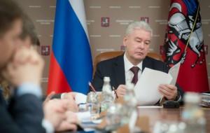 Столичный градоначальник Сергей Собянин также выразил свою благодарность участникам краудсорсинг-проекта за активное участие в жизни города