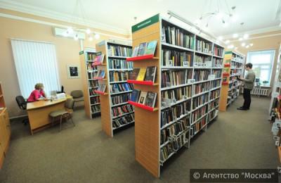 Москвичи в рамках акции «Доброе дело» смогут сдать подержанную компьютерную технику в библиотеки