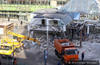 Москвичи проголосуют за благоустройство территорий, где были демонтированы объекты самостроя