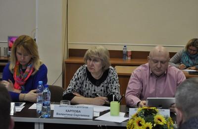 В муниципальном округе (МО) Нагатино-Садовники сегодня, 1 марта, пройдет очередное заседание Совета депутатов