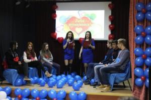 Центр досуга «Садовники» совместно с молодежной палатой района в рамках празднования Дня всех влюбленных организовали шоу-программу «Давай познакомимся!»